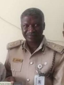 NIS Lagos Seaport Command  Arrested 5 Stoneway On Board