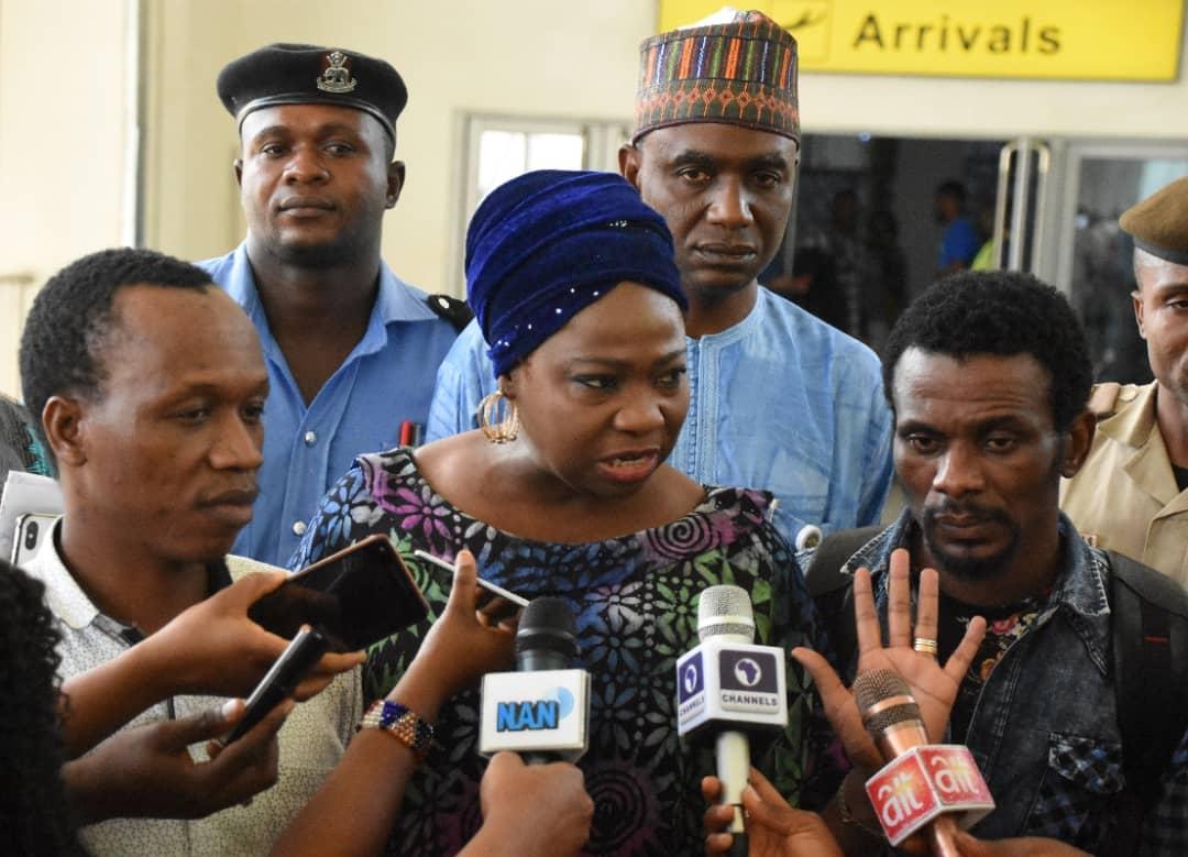NIDCOM Rescues  Two Nigerians Stranded In Kenya