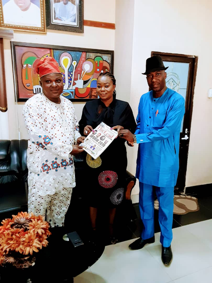 Anti-Human Trafficking Summit: Egbemode Receives JIFORM Delegation