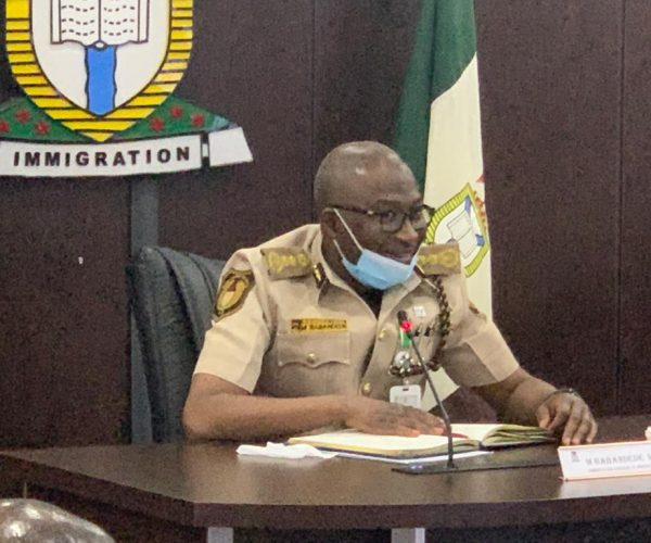CGI Warns Immigration Officers Against Unapproved Charges On Passport