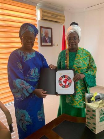 Ambassador Adebola Wants End To Human Trafficking, Ocansey Demands Decent Job